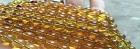 缅甸琥珀,金绞蜜雕件
